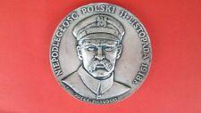 Medal : Marszalek Jozef Pilsudski - Legiony Polskie 1914 r