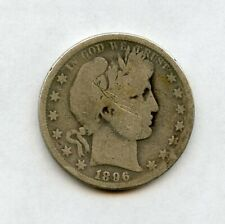 1896-O 50c Barber Half Dollar Coin