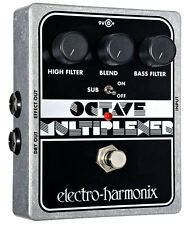 Electro-Harmonix Octave Multiplexer BRAND NEW FROM DEALER! FREE SHIPPING in U.S.
