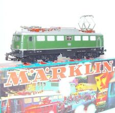 Marklin AC HO 1:87 German DB BR 140 Heavy ELECTRIC LOCOMOTIVE Metal MIB`78 RARE!