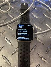 Apple Series 4 A1978 Space Gray 44mm Watch