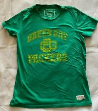 GREEN BAY PACKERS - Women's Mitchell & Ness Shirt Size Large Green Football