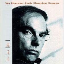 Van Morrison - Poetic Champions Compose (1987) NEW CD oop rare