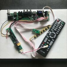 For LP154W01-A1 LCD LED controller Driver Board TV+HDMI+VGA+CVBS+USB T.VST56