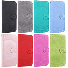 Leather Stand Card Wallet Case Cover For iPhone X XR XS Max Nokia 2.1 3.1 2018
