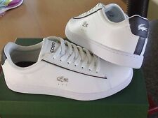 LACOSTE SPORT CARNABY EVO 217 womens/older girls trainers size 5.5 NEW