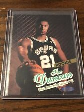 1997-1998 Ultra Tim Duncan RC 97-98 Rookie Fleer Spurs #131