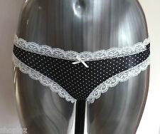 Ladies M&S Sizes 6 10  Mesh Brazilian Briefs Knickers with Stretch Bnwt