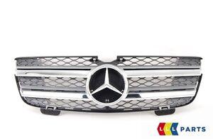 Neuf OEM Mercedes Benz MB Gl W164 Avant Grille Argent Brillant A16488001859776