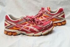 Asics GT-1000 Womens Size 8 Pink Orange Athletic Running Sneaker Shoes T3R5N