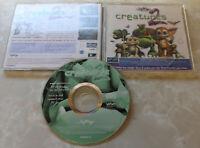 Creatures 2 - Windows 95/98 PC CD-ROM Game - Original 1999 Softkey Game in Jewel