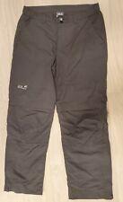 Jack Wolfskin Hiking Pants Zip Off Trekking Trousers Men's Size 52 / L