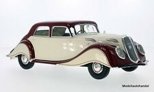 Panhard & Levassor Dynamic 1936 beige/purper  1:18 BOS