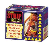 Becher Striptease Frau