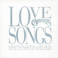 THE CARPENTERS 'LOVE SONGS' CD NEUWARE 20 TRACKS