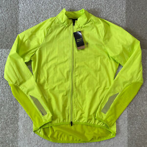 Specialized Race-Series Wind Jacket Womens Medium HyprViz Slim Road Fit