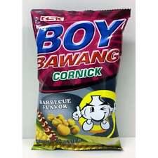 Boy Bawang Cornick 100g - BBQ Flavour - UK Seller.