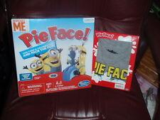 Pie Face Game Despicable Me Minion Edition & a Pie Face sz Large kids T-Shirt