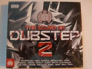 Various Artists - The Sound Of Dubstep 2 - Ministry of Sound-Brand New & Sealed