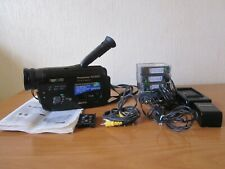 CAMESCOPE PANASONIC RX-501 SLIM PALMCODER SECAM VHS-C - NV-RX501F