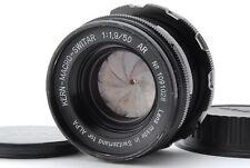 [Canon EF Remodel!] ALPA Kern Macro Switar 50mm F/1.9 AR Lens From Japan Y4200