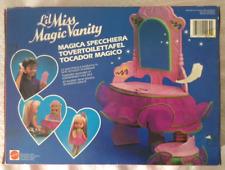 MATTEL VINTAGE '80 - LIL MISS MAGIC VANITY MAGICA SPECCHIERA 2939 - NUOVA IN BOX