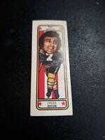 1975 Sugar Daddy All-Stars #11 Phil Esposito Boston Bruins NHL Card