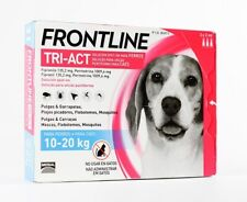 FRONTLINE TRI ACT Flea Tick Lice Treatment Dog 10/20kg (22/44lb)
