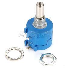 1PCS 3590S-2-103L 10K Ohm Rotary Wirewound Precision Potentiometer Pot 10 Turn A
