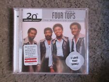 "THE FOUR TOPS ""BEST OF VOLUME 2 MILLENNIUM COLLECTION"" 2005 STILL SEALED OOP CD!"