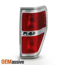 Fits 2009-2014 Ford F150 Pickup Truck Passenger Right Side Tail Brake Light Lamp