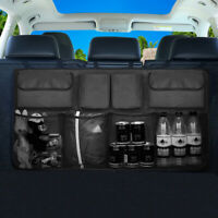 Car Backseat Trunk Organizer, Hanging Back seat Storage,Organizer Bag for SUV