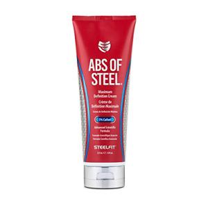 SteelFit Abs of Steel - Maximum Definition Cream - 5% CoAxel - Topical Cream - -