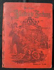 BERLINER ILLUSTRIRTE ZEITUNG Jahrgang 1901 <<<komplett & gebunden>>>