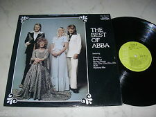 ABBA The Best Of ABBA *RARE AUSTRALIA 70s VINYL PRESSING*