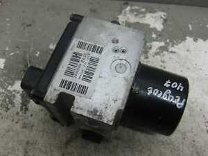 ABS-Hydraulikblock Peugeot 407  15848405