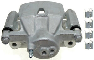 Disc Brake Caliper-Friction Ready Non-Coated Front Right fits 06-15 Toyota Yaris