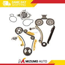 Timing Chain Kit Balance Shaft Water Pump Fit 00-11 Saturn Chevrolet 2.2 2.4L