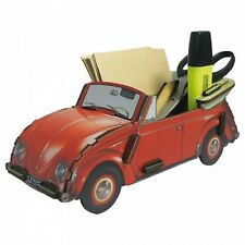 VW VOLKSWAGEN COX COCCINELLE BETTLE KAFER POT CRAYON  / PENCIL-BOX /  STIFTEBOX