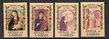 ANTIGUA SG985/8 1985 CHRISTMAS   MNH