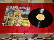 IRON MAIDEN - IRON MAIDEN - LP VINILE PRESS ITALY 33 GIRI