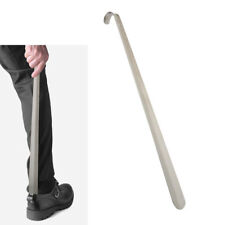 Extra Long Stainless Steel Shoe Horn Metal Boot Wellie Remover Disability