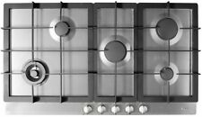 ST GEORGE 900mm  5 BURNER NATURAL GAS COOKTOP 5669100 AUSTRALIAN MADE RRP $2299