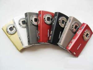 "Nokia N95 8GB 2.8"" 3G - Slide Mobile Phone - Working Unlocked phone / FULL SET"