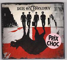 BLACK CAT - DIE ON MONDAY (CD DIGIPACK) *  NEUF * SOUS BLISTER !!!