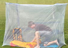Mosquito Net Tent Room, Single Bed Rectangular Fine Mesh Coghlans Keep Em Out!