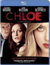 Chloe  (Blu-ray)  Liam Neeson, Julianne Moore, Amanda Seyfried NEW