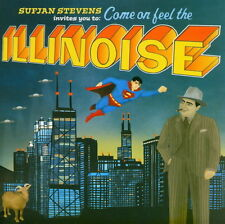 Illinoise by Sufjan Stevens (Vinyl, Nov-2005, Asthmatic Kitty)