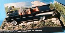 DIORAMA CHEVROLET BEL AIR DR NO JAMES BOND 007 1/43 UH