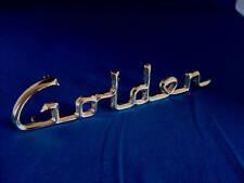 Studebaker Golden Hawk Gold Emblem Roth 1314773